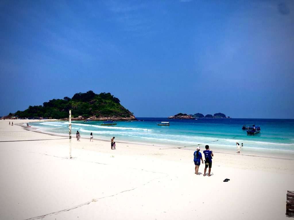 Beach of Redang Island